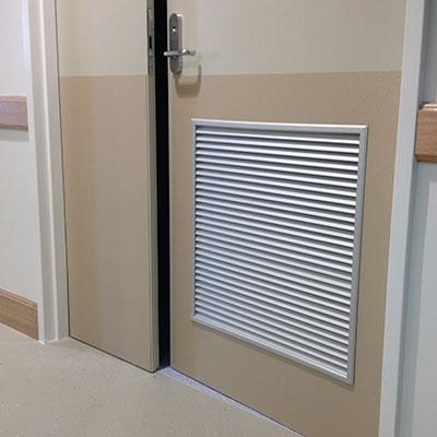 Door Protection Hospitals