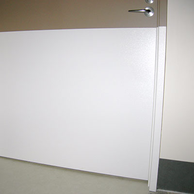 Protect-a-Wall Door Protection