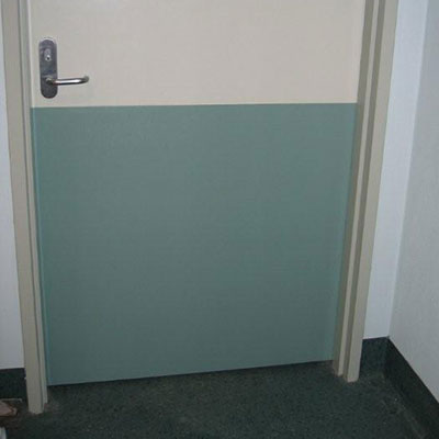 Protect-a-Wall. Nursing Home Door Protection