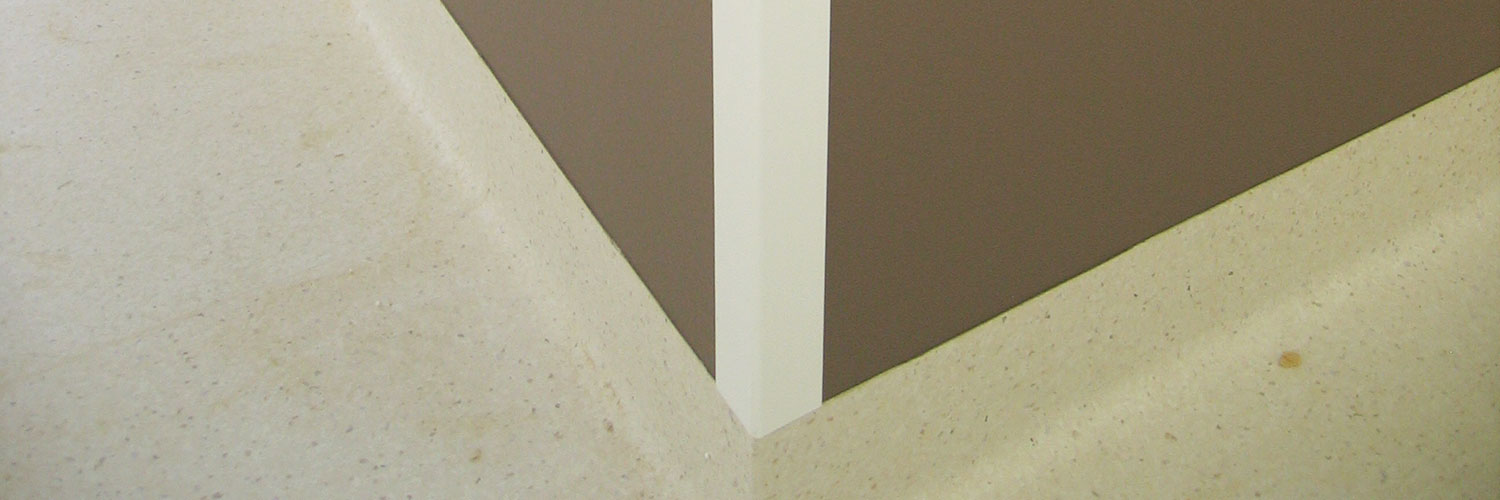 Corner Guard, ideal for health care and hotels, Protect-a-wall