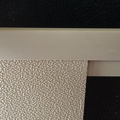 Protect-a-Wall accessories - Capping Strip