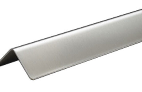 Stainless steel corner guard